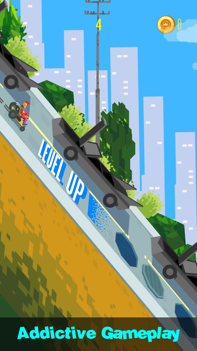 Downhill Skaters