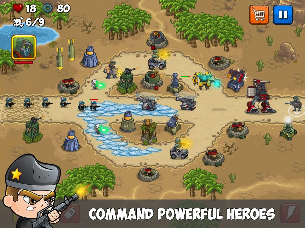 Combat TD