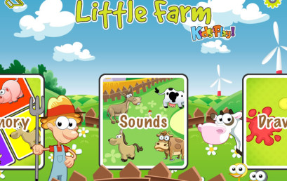 Little Farm – Kids at Play released for iOS