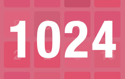 Game 1024 released for iOS