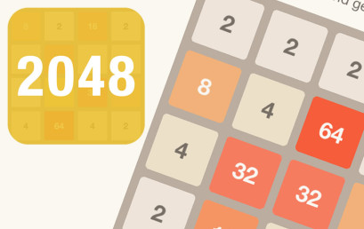 Game 2048 released for iOS & Android