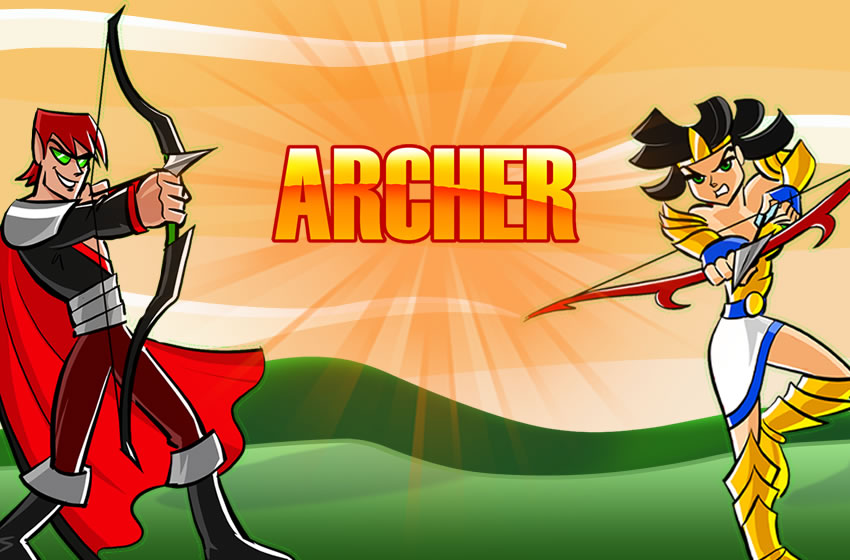 Archer Game released for iOS
