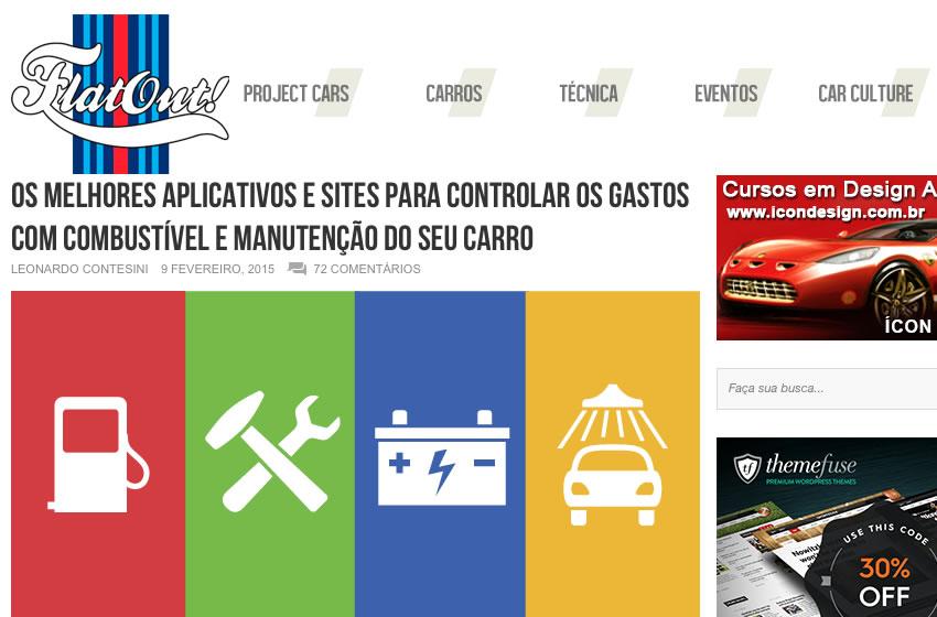 Autocare featured at FlatOut