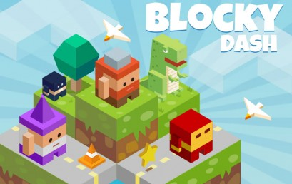 Blocky Dash released for Android & iOS