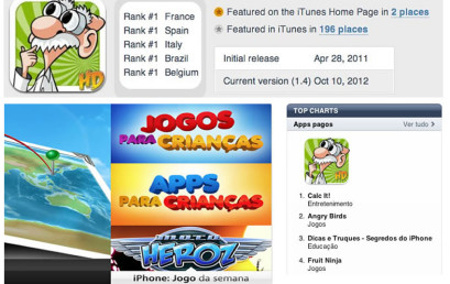 Calc It is Rank #1 Game at AppStore