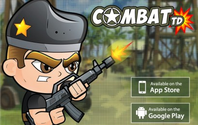 Combat TD released for iOS