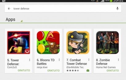 Combat Tower Defense is Rank #7 TD Game for Android