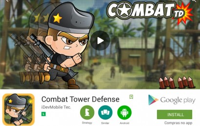 Combat Tower Defense released for Android