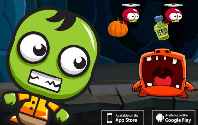 Crusher Monster released for Android