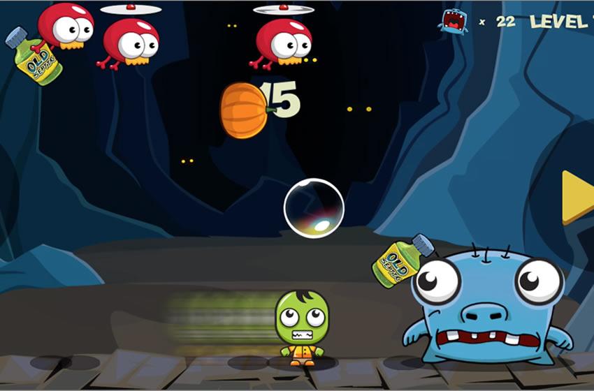 Crusher Monster released for iOS