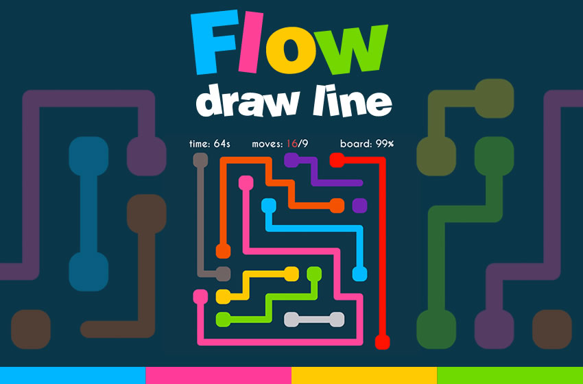 Flow – Draw Line is now available for Android