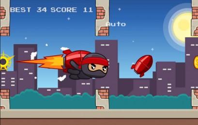 Goo Ninja release for iOS