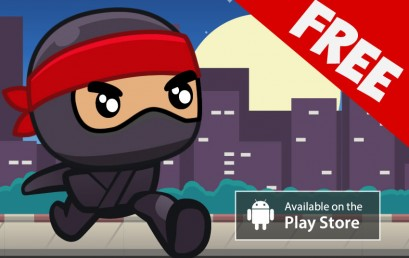 Goo Ninja released for Android