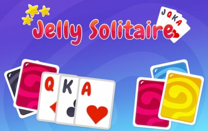JELLY SOLITAIRE RELEASED FOR IOS & ANDROID