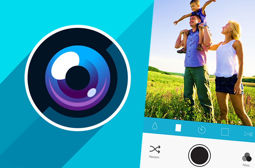 LivePic – Camera FX released for iOS