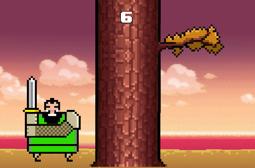 Lumberman Multiplayer released for iOS