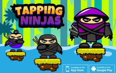 Tapping Ninjas released for iOS & Android